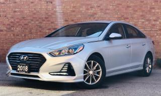 Used 2018 Hyundai Sonata SE|CERTIFIED| TEXT US|647.678.7778| REARVIEW|ALLOYS|HEATEDSEATS|BLINDSPOTS| for sale in Mississauga, ON