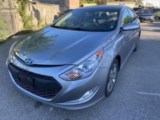 Used 2015 Hyundai Sonata Hybrid 4DR SDN for sale in Scarborough, ON