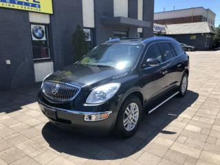 Used 2012 Buick Enclave AWD for sale in Nobleton, ON
