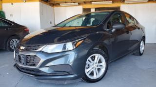 Used 2017 Chevrolet Cruze 4dr Sdn Auto LT Premium Pkg Push Start, Heates Seats, Camera for sale in Oakville, ON