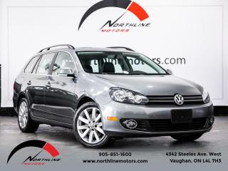 Used 2014 Volkswagen Golf Wagon TDI Diesel|DSG|Pano Roof|Heated Leather for sale in Vaughan, ON