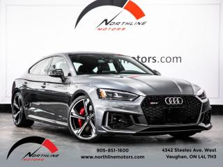 Used 2019 Audi RS 5 2.9 TFSI Quattro|Navigation|Heads Up Disp|B&O Sound|360 Cam for sale in Vaughan, ON