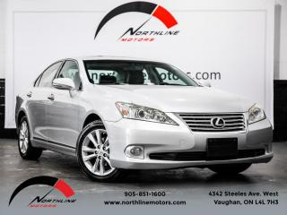 Used 2010 Lexus ES 350 Heated Leather|Sunroof|Wood Trim|Push Button Start for sale in Vaughan, ON