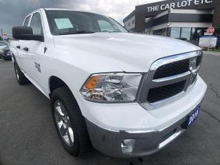 Used 2019 RAM 1500 Classic Tradesman quad cab 4x4 for sale in Sudbury, ON