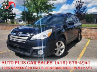 Used 2014 Subaru Outback 4dr Wgn H4 Auto 2.5i Premium for sale in Scarborough, ON