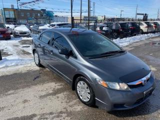 Used 2009 Honda Civic 4DR AUTO for sale in Scarborough, ON