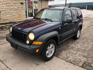 Used 2006 Jeep Liberty for sale in Scarborough, ON