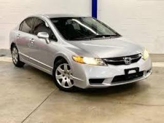 Used 2010 Honda Civic 4DR MAN for sale in Scarborough, ON