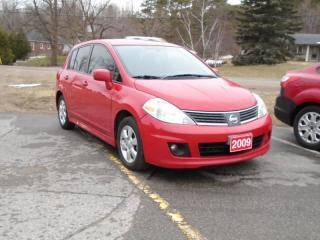 Used 2009 Nissan Versa 5dr HB I4 1.8 for sale in Scarborough, ON