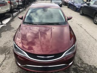 Used 2015 Chrysler 200 4dr Sdn Limited FWD for sale in Scarborough, ON
