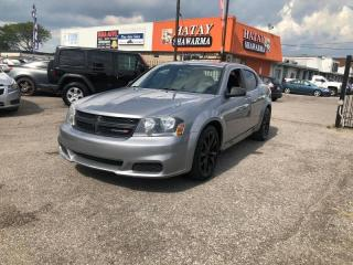 Used 2014 Dodge Avenger 4DR SDN for sale in Scarborough, ON