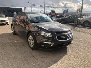 Used 2016 Chevrolet Cruze Limited 4dr Sdn LT w/1LT for sale in Scarborough, ON