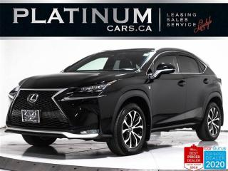 Used 2017 Lexus NX 200t,F SPORT, AWD, CAM, HEATED/COOLED MEMORY SEATS for sale in Toronto, ON