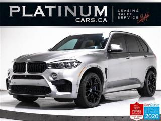 Used 2017 BMW X5 M 567HP, EXEC PKG, NAV, PANO, HUD, TECH PLUS PKG for sale in Toronto, ON