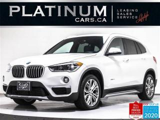 Used 2018 BMW X1 xDrive28i, NAV, PANO, HEATED, CAM, BLUETOOTH for sale in Toronto, ON