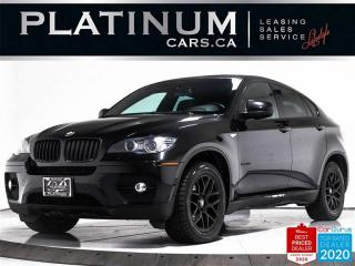 Used 2010 BMW X6 xDrive35i, SUNROOF, NAVIGATION, BACKUP CAMERA for sale in Toronto, ON