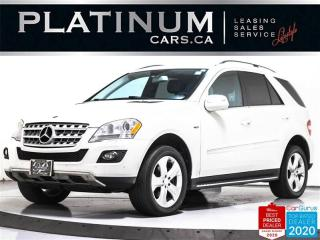 Used 2010 Mercedes-Benz ML-Class ML350 BlueTEC, DIESEL, AWD, SUNROOF, PARKING SENS for sale in Toronto, ON