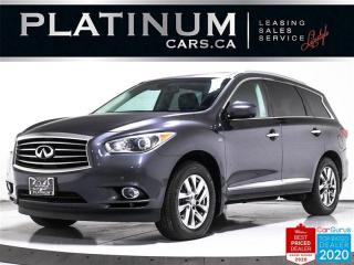 Used 2014 Infiniti QX60 7 PASSENGER, AWD, HEATED SEATS, BLUETOOTH for sale in Toronto, ON