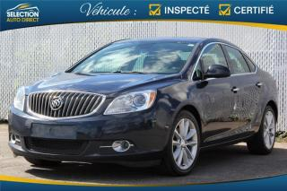 Used 2016 Buick Verano Groupe Cuir for sale in Ste-Rose, QC