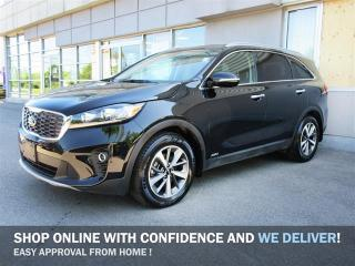 Used 2019 Kia Sorento 3.3L EX 7 seater/Leather/Camera/Blind Spot indicator/ Android Auto Apple Car play for sale in Mississauga, ON