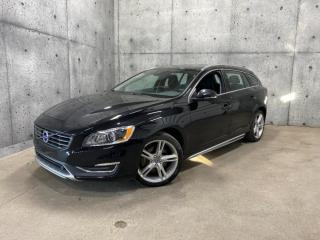 Used 2017 Volvo V60 T5 AWD EDITION PREMIER  * GPS * TOIT for sale in St-Nicolas, QC