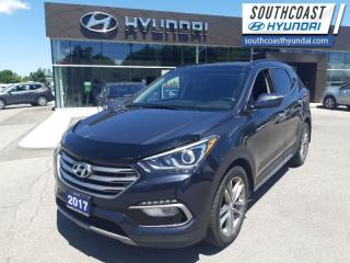 Used 2017 Hyundai Santa Fe Sport 2.0T Limited  - Navigation - $153 B/W for sale in Simcoe, ON
