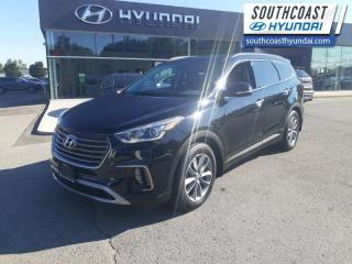 Used 2017 Hyundai Santa Fe XL Luxury  - Leather Seats - $174 B/W for sale in Simcoe, ON