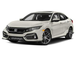 New 2020 Honda Civic HB Touring CIVIC 5 DOORS for sale in Woodstock, ON