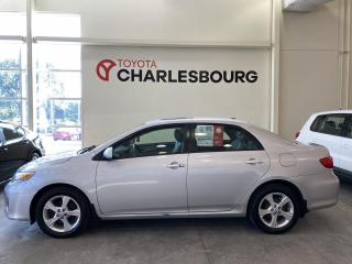 Used 2012 Toyota Corolla LE - Automatique for sale in Québec, QC