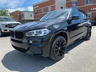 Used 2017 BMW X5 Xdrive35i  mpkg for sale in Laval, QC