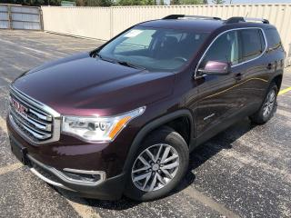 Used 2017 GMC Acadia SLE-2 AWD for sale in Cayuga, ON