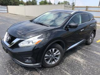 Used 2017 Nissan Murano SL AWD for sale in Cayuga, ON
