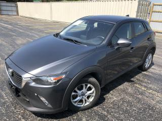 Used 2017 Mazda CX-3 GS AWD for sale in Cayuga, ON