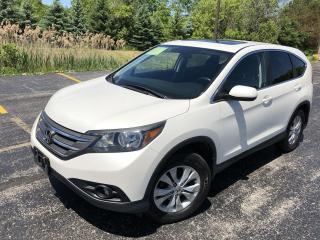 Used 2013 Honda CR-V EX 4WD for sale in Cayuga, ON
