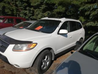 Used 2008 Hyundai Santa Fe GLS 5-Pass for sale in Mallorytown, ON
