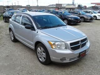 Used 2009 Dodge Caliber SXT for sale in Oak Bluff, MB