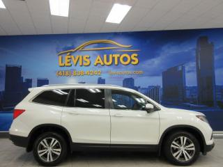 Used 2018 Honda Pilot EX AWD AIR CLIMATISE BANC CHAUFFANT BLUE for sale in Lévis, QC