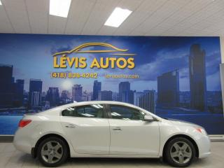 Used 2010 Buick LaCrosse CX AUTOMATIQUE AIR CLIMATISE GROUPE ELEC for sale in Lévis, QC