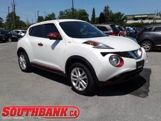 Used 2016 Nissan Juke for sale in Ottawa, ON