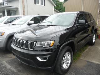 Used 2020 Jeep Grand Cherokee LAREDO 4x4 for sale in Ste-Marie, QC