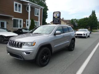 Used 2020 Jeep Grand Cherokee LAREDO 4X4 NAVIGATION for sale in Ste-Marie, QC