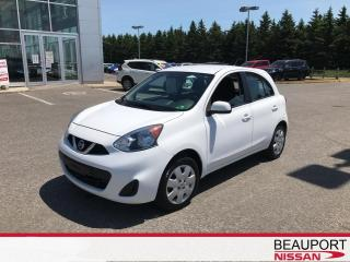 Used 2016 Nissan Micra SV à hayon 4 portes BM for sale in Beauport, QC