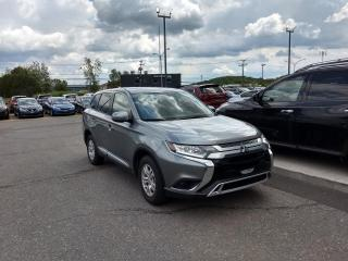 Used 2019 Mitsubishi Outlander ES AWC CAMÉRA*MAIN LIBRE*ÉCONOMIQUE for sale in Lévis, QC