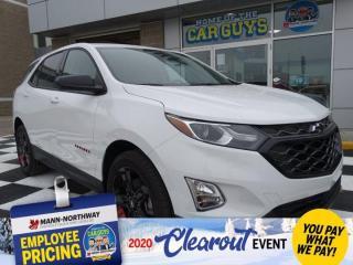 New 2020 Chevrolet Equinox LT for sale in Prince Albert, SK