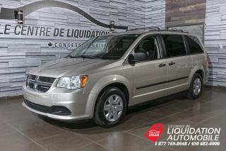 Used 2013 Dodge Grand Caravan SE+GR/ELEC+A/C for sale in Laval, QC