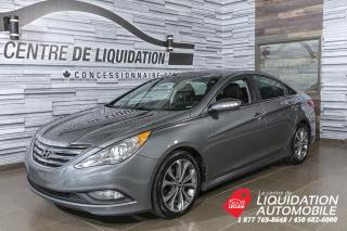 Used 2014 Hyundai Sonata SE+MAGS+A/C+CAM/REC+TOIT+BLUETOOTH for sale in Laval, QC