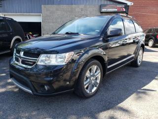Used 2012 Dodge Journey Traction integrale 4 portes R/T for sale in Lemoyne, QC