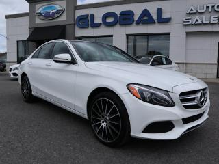 Used 2018 Mercedes-Benz C-Class C 300 for sale in Ottawa, ON