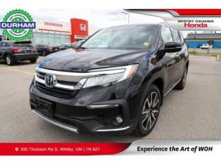 Used 2020 Honda Pilot 8 Passenger for sale in Whitby, ON