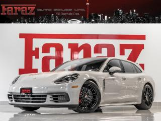 Used 2018 Porsche Panamera SPORT TURISMO|4S|CARBON INT PKG|PREMIUM|SPORT PKG|440HP|LOADED for sale in North York, ON